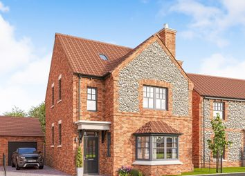 Thumbnail 4 bed detached house for sale in Mundesley Beck, Mundesley, Norwich