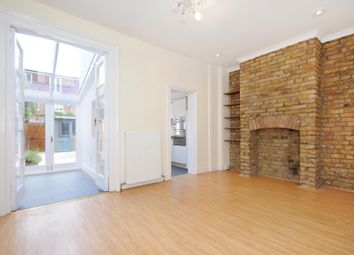 Thumbnail 3 bed terraced house to rent in Windermere Road, London