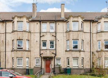 Thumbnail 1 bed flat for sale in Hawkhill Avenue, Edinburgh