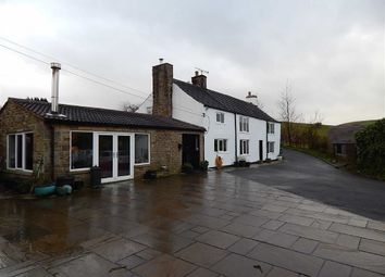 Thumbnail 4 bed detached house for sale in The Gollin, Nr Buxton, Derbyshire