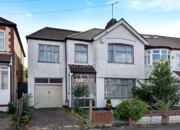 Thumbnail 4 bed end terrace house for sale in Churston Gardens, London