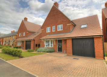 Thumbnail 5 bed detached house for sale in Highfield, Froxhill Crescent, Brixworth, Northampton