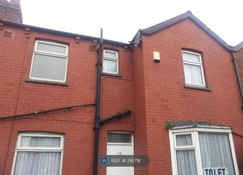 Thumbnail 3 bed terraced house to rent in Nowell Street, West Yorkshire