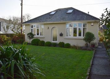 Thumbnail 4 bed detached bungalow for sale in Alexandra Road, Illogan, Redruth