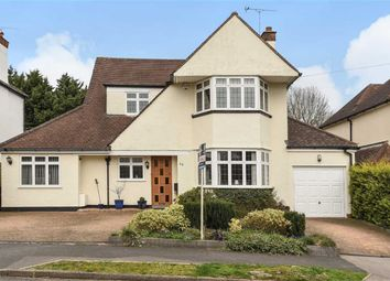 Thumbnail 3 bed detached house for sale in Hill Rise, Rickmansworth
