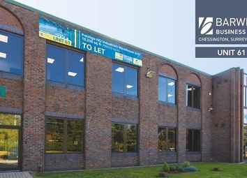 Barwell Business Park, Leatherhead Road, Chessington, Surrey KT9. Light industrial to let