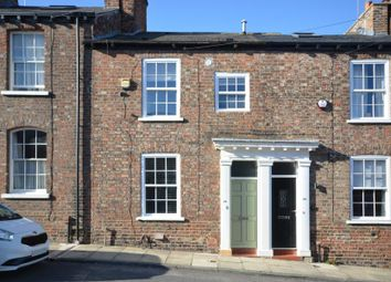 Thumbnail 2 bed terraced house to rent in Buckingham Street, Bishophill, York