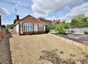 Thumbnail 3 bed detached bungalow for sale in Washingborough Road, Heighington, Lincoln