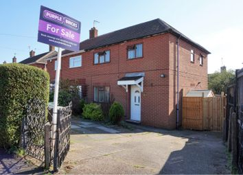 Thumbnail 3 bed semi-detached house for sale in Bagnall Avenue, Bestwood