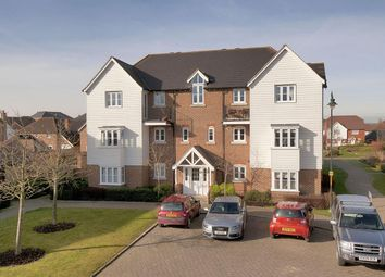 Thumbnail 2 bed flat for sale in Amber Lane, Kings Hill