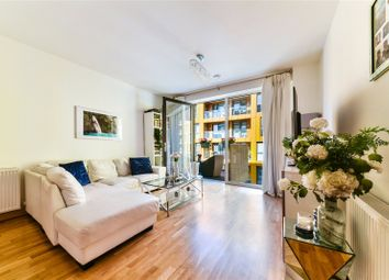 Thumbnail 1 bed flat for sale in Brunel House, 148 Christchurch Way, London