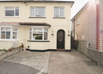 Thumbnail 3 bed semi-detached house to rent in North Road, Brightlingsea, Colchester