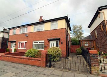Thumbnail 3 bedroom semi-detached house for sale in Normandale Avenue, Bolton