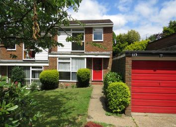Thumbnail 3 bedroom semi-detached house for sale in Priory Way, Haywards Heath