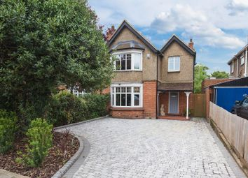 Thumbnail 4 bed semi-detached house for sale in Buckingham Road, Old Bletchley, Milton Keynes
