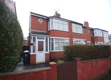 Thumbnail 3 bed end terrace house for sale in Bardsway Avenue, Blackpool