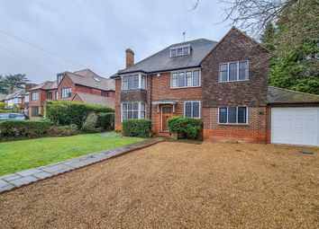 Thumbnail 5 bed detached house to rent in Orchard Way, Esher
