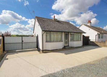 Thumbnail 2 bed detached bungalow for sale in Dowsett Lane, Ramsden Heath, Billericay