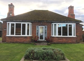 Thumbnail 3 bed detached bungalow for sale in Akeferry Road, Westwoodside, Doncaster