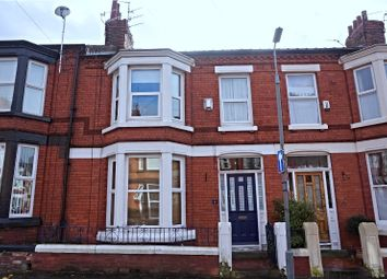 Thumbnail 3 bed terraced house to rent in Addingham Road, Liverpool