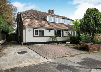Thumbnail 4 bedroom semi-detached house for sale in Park Close, Brighton