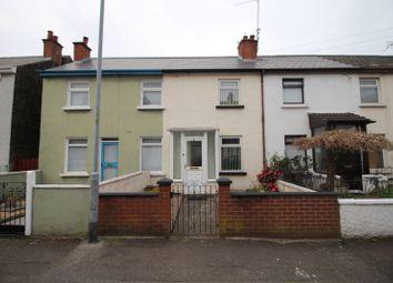 Thumbnail 2 bed terraced house for sale in Ranelagh Street, Belfast