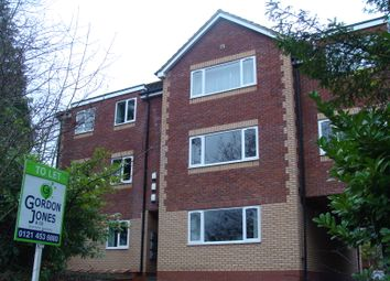 Thumbnail 2 bed flat to rent in 198 West Heath Road, Birmingham