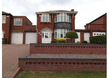 Thumbnail 3 bed link-detached house for sale in Broadway, Oldham