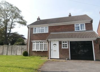 Thumbnail 4 bed detached house to rent in Main Road, Twycross, Atherstone