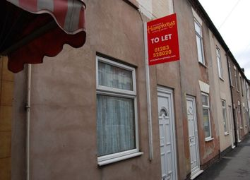 Thumbnail 1 bed flat to rent in Uxbridge Street, Burton Upon Trent, Staffordshire