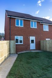 Thumbnail 3 bed terraced house for sale in Horseshoe Crescent, Ferndown
