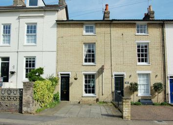 Thumbnail 4 bed town house for sale in High Street, Ipswich
