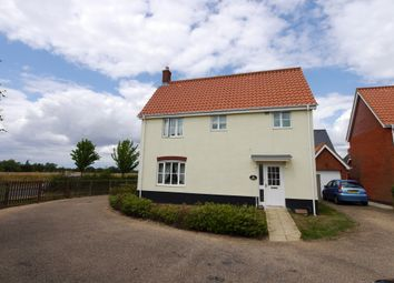Thumbnail 3 bedroom detached house to rent in Oxford Drive, Hadleigh, Suffolk