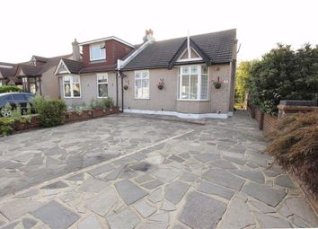Meadway, Seven Kings, Essex IG3. 2 bed semi-detached bungalow