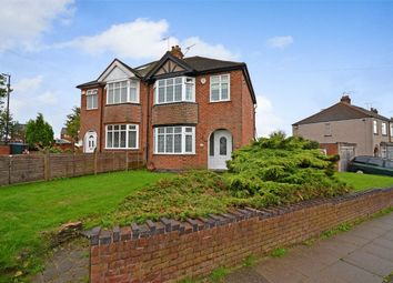 Thumbnail 3 bed semi-detached house for sale in Belgrave Road, Wyken, Coventry, West Midlands
