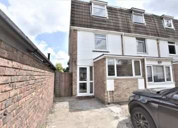 Thumbnail 4 bed semi-detached house to rent in Church Road, Harold Wood, Romford