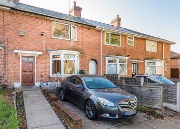 3 bed terraced house for sale in Tudbury Road, Northfield, Birmingham B31