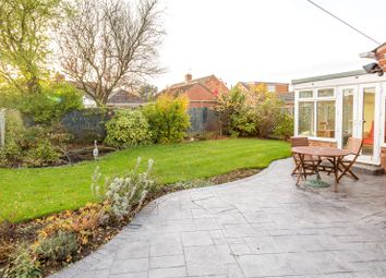 Thumbnail 2 bed semi-detached bungalow for sale in Hazel Garth, York