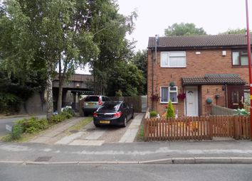 Thumbnail 1 bed terraced house for sale in Devonshire Ave, Winson Green