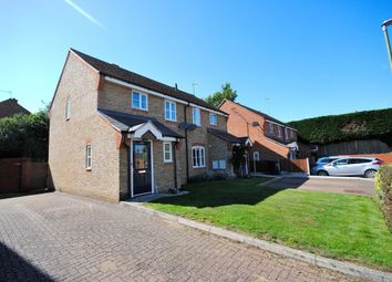 Thumbnail 2 bed semi-detached house to rent in Windmill Way, Much Hadham