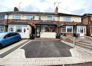 Thumbnail 3 bed terraced house for sale in Benedon Road, Sheldon, Birmingham