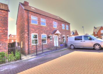Thumbnail 5 bed detached house for sale in Rookery Close, Witham St. Hughs, Lincoln