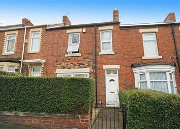 Thumbnail 1 bed terraced house to rent in Tynevale Terrace, Lemington, Newcastle Upon Tyne