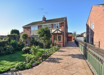 Thumbnail 3 bed semi-detached house for sale in Brookthorpe Way, Nottingham