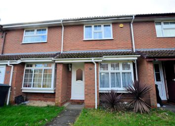 Thumbnail 2 bedroom terraced house for sale in Fernhurst Road, Calcot, Reading