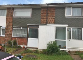 Thumbnail 2 bed terraced house for sale in Grebe Cres, Hythe, Kent