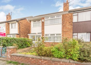 Thumbnail 3 bedroom semi-detached house for sale in Kinross Road, Wallasey