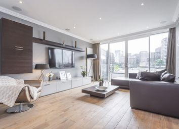 Thumbnail 2 bedroom flat to rent in The Icon, 129 Grosvenor Road, London