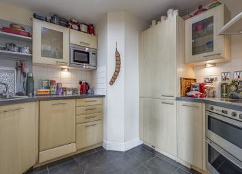 Thumbnail 1 bed flat for sale in Wards Wharf Approach, London