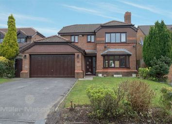 Thumbnail 4 bed detached house for sale in Whitland Avenue, Heaton, Bolton, Lancashire